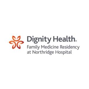 Dignity Health Northridge logo